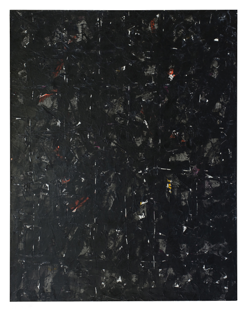 Black Interrupted 42x54