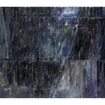 Black Wall 96x60