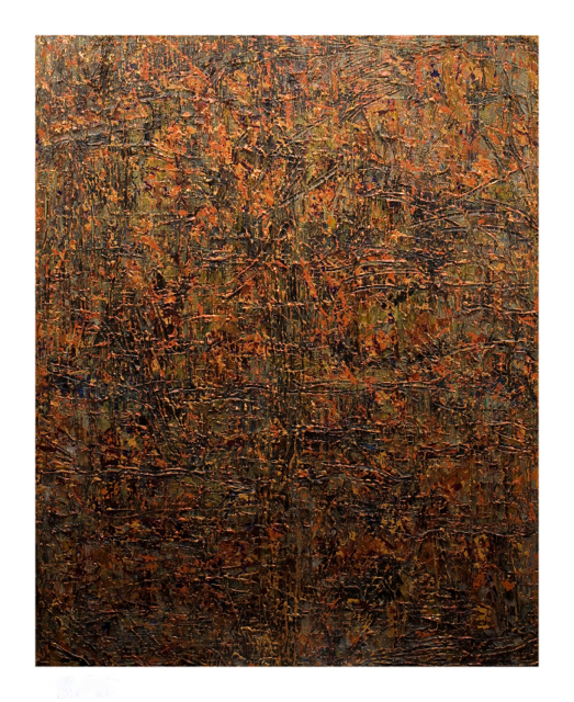 Copper Overload 48x60
