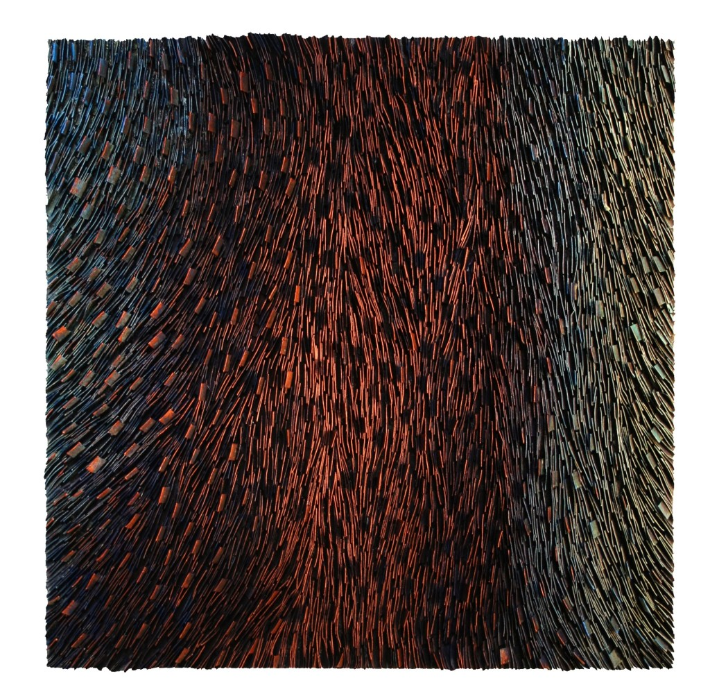 Copper Transition III 36x36