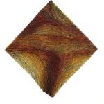 Copper Weave  52 x 57 x 7