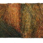 Intersecting Strata I&II diptych  36x72