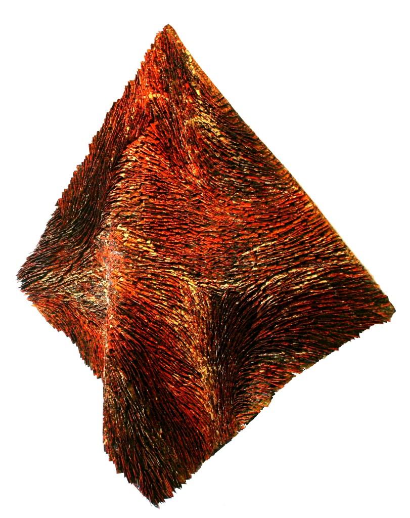 Orange Works I 63x68