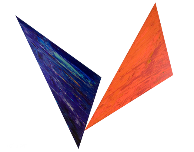 Scalene Triangles 102x96
