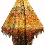 Triangular Weave 2 76x54x8