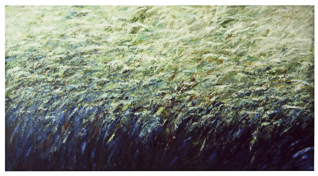 Waters Way II 96x52