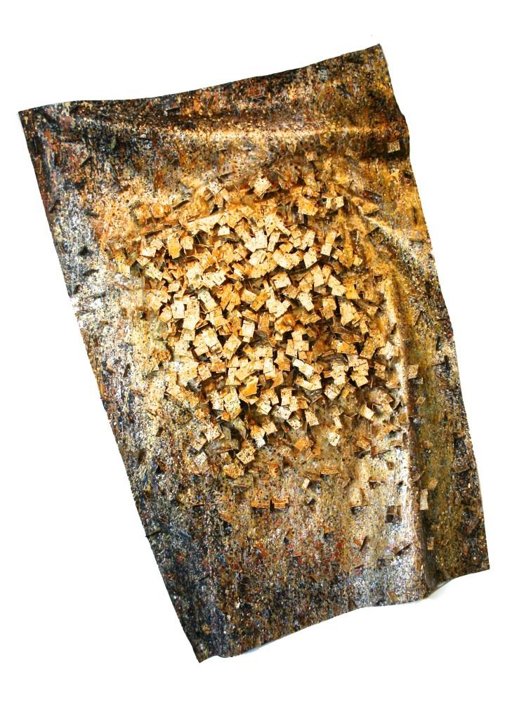 Gold Rush   42 x 72 x 5