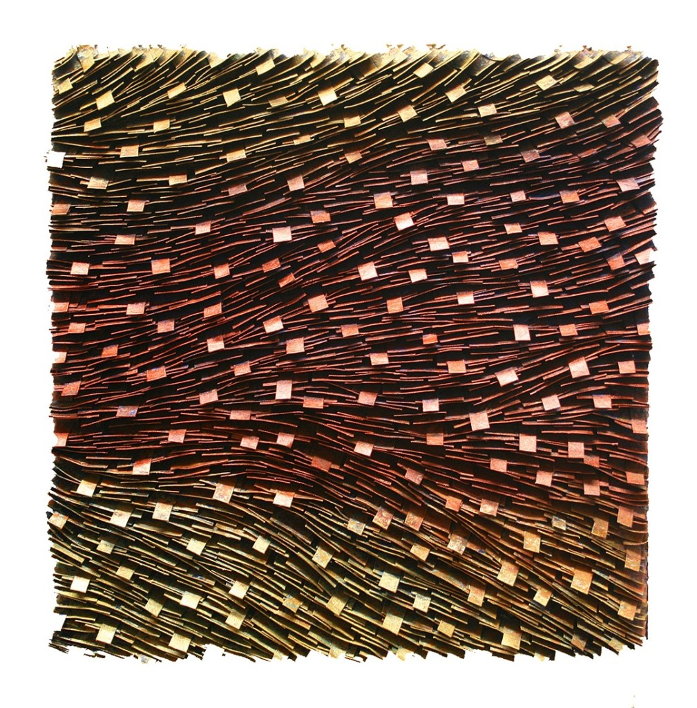 Copper Band Strata 24x24