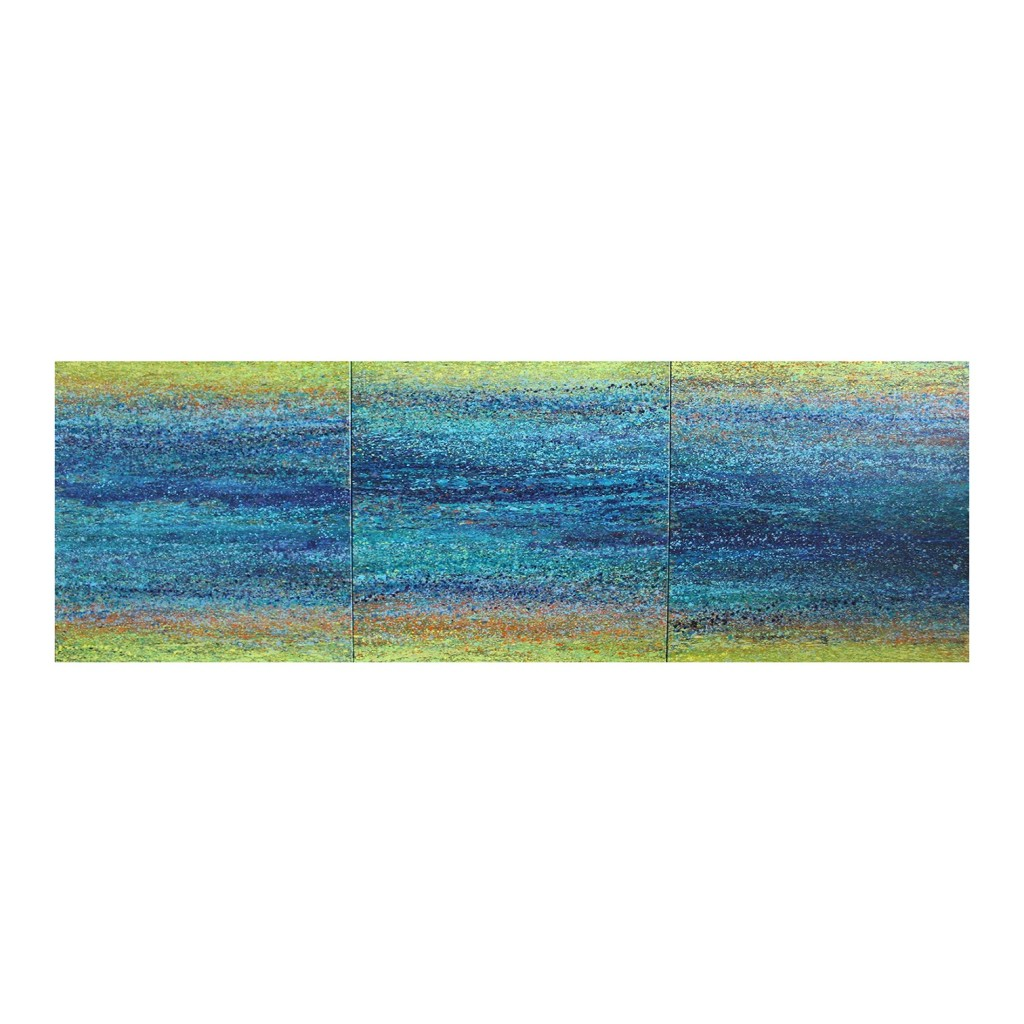 River Rainbow 36x108
