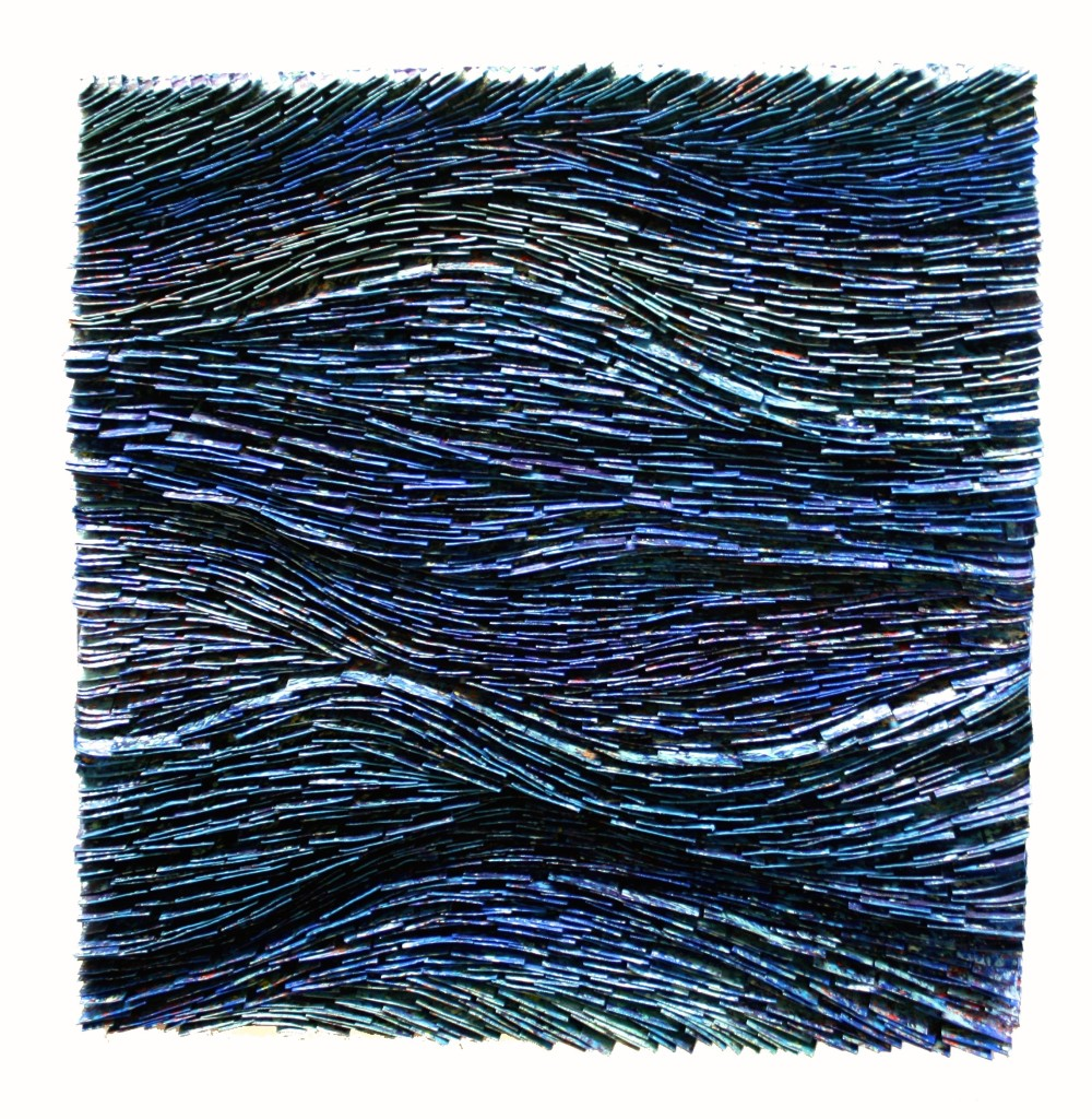 Wave Interpeted   30 x 30